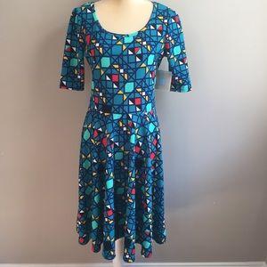Lularoe 🔥SALE🔥 NWT Nicole Dress size Large